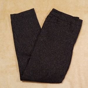 Prophecy Black and White Elastic Waist Pants in 6P